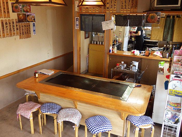 micchanchi / みっちゃん家店内の様子