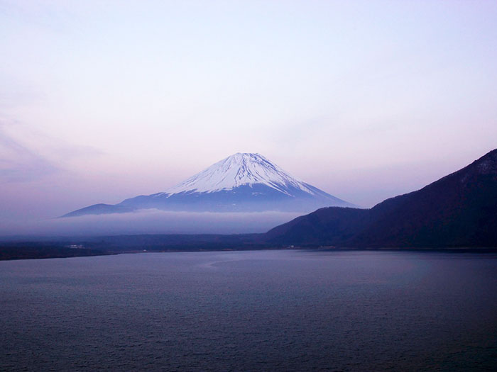 Motosuko Lake / 本栖湖②