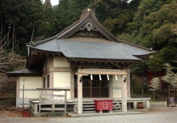 Murayama Sengen Jinja Shrine / 村山浅間神社
