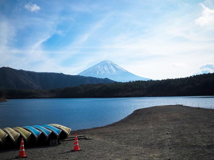 Saiko Lake / 西湖②