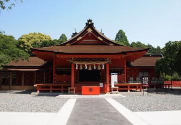 Fujisan Hongu Sengen Taisha Shrine / 富士山本宮浅間大社