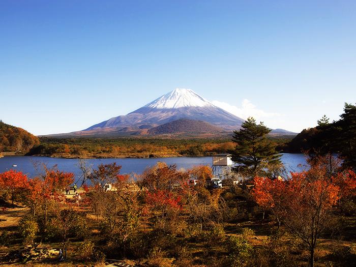 Shojiko Lake / 精進湖②