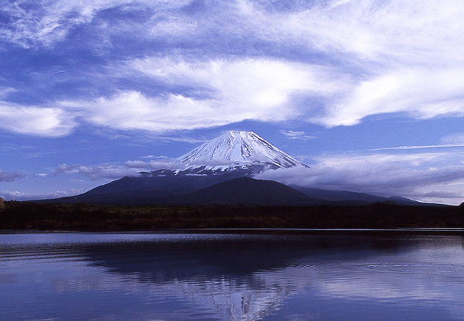 Shojiko Lake / 精進湖